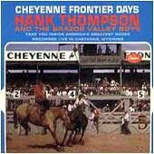 Cover image of Cheyenne Frontier Days