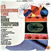 Cover image of It's Christmas Time With Hank Thompson