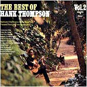 Cover image of The Best Of Hank Thompson Vol 2