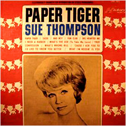 Cover image of Paper Tiger