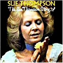 Cover image of The Sue Thompson Story