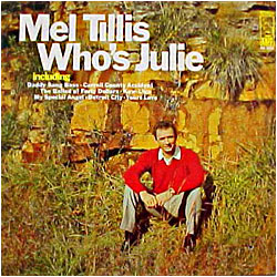 Cover image of Who's Julie