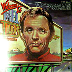 Cover image of Welcome To Mel Tillis Country