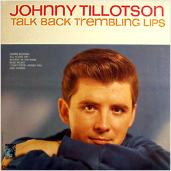 Cover image of Talk Back Trembling Lips