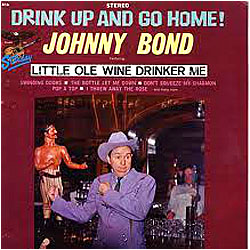 Cover image of Drink Up And Go Home