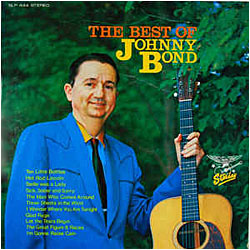 Cover image of The Best Of Johnny Bond