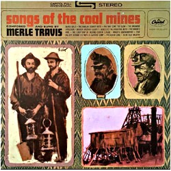 Cover image of Songs Of The Coal Mines