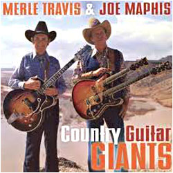 Cover image of Country Guitar Giants