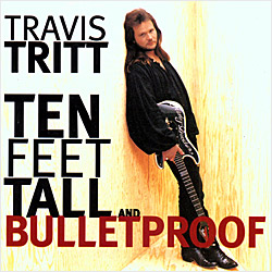 Cover image of Ten Feet Tall And Bulletproof