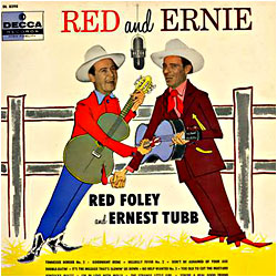 Cover image of Red And Ernie