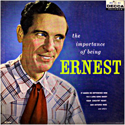 Cover image of The Importance Of Being Ernest