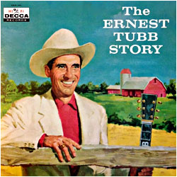 Cover image of The Ernest Tubb Story
