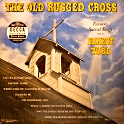 Cover image of The Old Rugged Cross