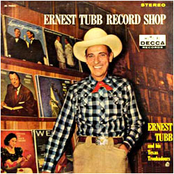 Cover image of Ernest Tubb Record Shop