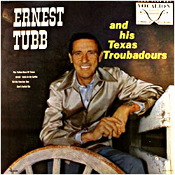 Cover image of Ernest Tubb And HisTexas Troubadours
