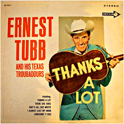 Cover image of Thanks A Lot
