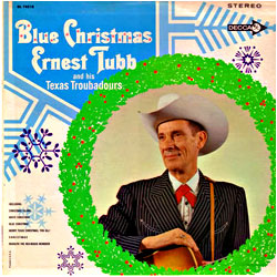 Cover image of Blue Christmas