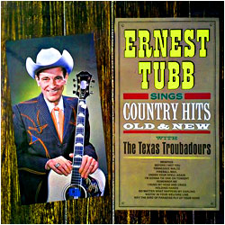 Cover image of Country Hits Old And New