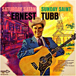 Cover image of Saturday Satan Sunday Saint