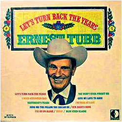 Cover image of Let's Turn Back The Years