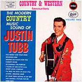 Cover image of The Modern Country Music Sound