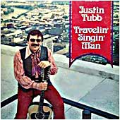 Cover image of Travelin' Singin' Man