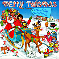 Cover image of Merry Twistmas