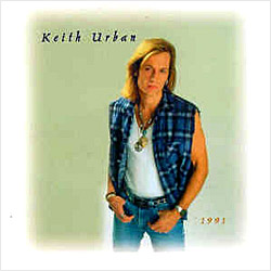 Cover image of Keith Urban 1991