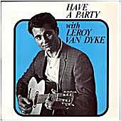 Have A Party With Leroy Van Dyke - image of cover