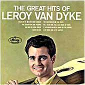 Cover image of The Great Hits Of Leroy Van Dyke