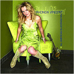 Image of random cover of Rhonda Vincent