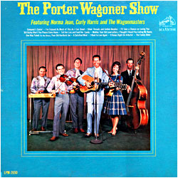 Cover image of The Porter Wagoner Show