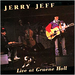 Cover image of Live At Gruene Hall