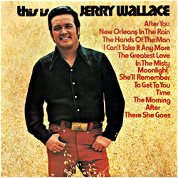 Cover image of This Is Jerry Wallace