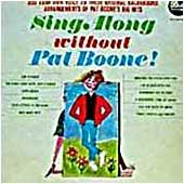 Cover image of Sing Along Without Pat Boone