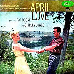 Cover image of April Love