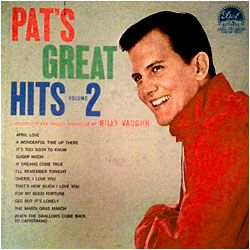 Cover image of Pat's Great Hits 2