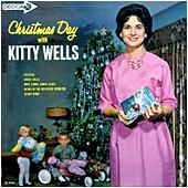 Cover image of Christmas Day With Kitty Wells