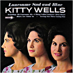 Cover image of Lonesome Sad And Blue