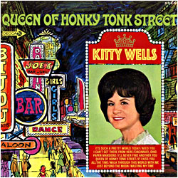 Cover image of Queen Of Honky Tonk Street