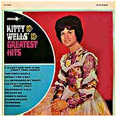 Cover image of Kitty Wells' Greatest Hits