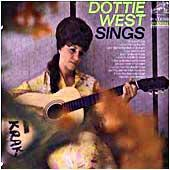 Cover image of Dottie West Sings