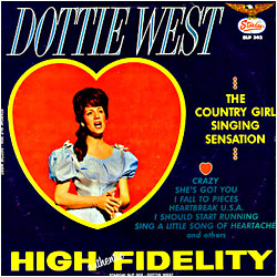 Cover image of The Country Girl Singing Sensation