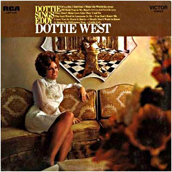 Cover image of Dottie Sings Eddy