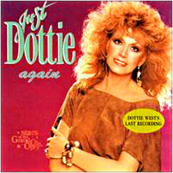 Cover image of Just Dottie Again