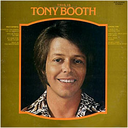 Cover image of This Is Tony Booth