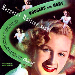 Cover image of Sings Rodgers And Hart