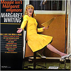 Cover image of Maggie Isn't Margaret Anymore