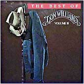 Cover image of The Best Of Don Williams Vol 2