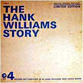 Cover image of The Hank Williams Story